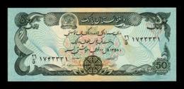 Afganistan Afghanistan 50 Afghanis 1979 Pick 57a Second Sign SC UNC - Afghanistán