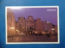 1991 CARTOLINA POST CARD CESKOSLOVENSKO CECOSLOVACCHIA PRAHA - Cartoline
