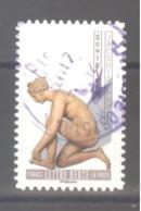 France Autoadhésif Oblitéré N°1701 (Le Nu Dans L'art) (cachet Rond) - Frankrijk