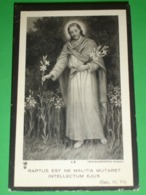 Giovanetta/ Anno 1917-1931 /Luttino Morte FOTO/ DONNAZ Aosta - BRESCIA - Santino Santa Lega Eucaristica L 2 Milano - Images Religieuses