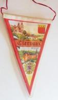 Luxenbourg)  Fanion Touristique  CLERVAUX - Clervaux
