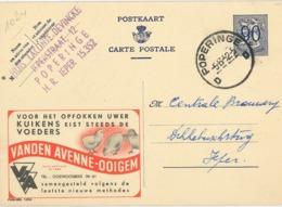 Publibel 1024 Kuikens Küken - Poperinge 1952 - Publibels