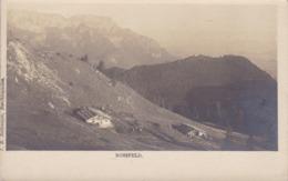 Rossfeld (Berchtesgaden) * Hütte, Gebirge, Alpen * Deutschland * AK1211 - Berchtesgaden