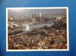1992 CARTOLINA POST CARD CESKOSLOVENSKO CECOSLOVACCHIA PRAHA - Postales