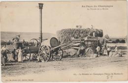 CPA51 MARDEUIL  LA MOISSON EN CHAMPAGNE FERME DE MARDEUIL  AU PAYS DU CHAMPAGNE - France