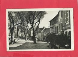 Carte -  Salviac  -(Lot) -  La Place - Salviac