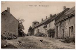 Fontangy : Rue Principale (Editeur Non Mentionné) - Autres Communes
