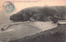 BELLE ILE En MER  - LOCMARIA - Vue Générale De Port Blanc - Belle Ile En Mer