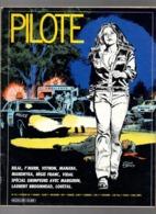 Pilote N°93 Monde Immonde - F'Murr - Manara Quatre Doigts - Une éducation Algérienne - Les Déserteurs De 1982 - Pilote