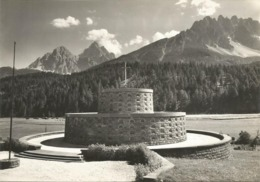 W5068 San Candido Innichen (Bolzano) - Val Pusteria Pustertal - Sacrario Militare / Non Viaggiata - Andere Steden