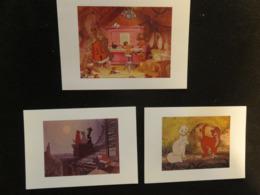 Carte Postale Disney Aristochat - Disney