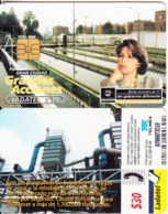 MEXICO - Grandes Acciones, Chip G&D, 05/00, Used - Mexico