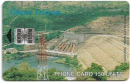 Ghana - Ghana Telecom - Akosombo Dam - 12.2000, 150U, 40.000ex, Used - Ghana