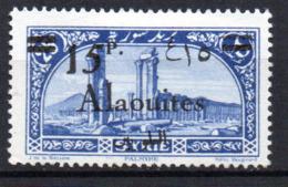 Col17  Colonie Alaouites N° 46 Neuf X MH  Cote 8,00€ - Unused Stamps