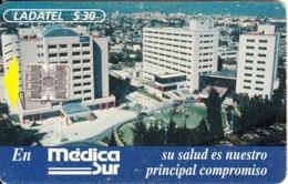 MEXICO(chip) - Medica Sur, Chip SC7, 07/99, Used - Mexico