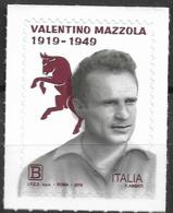 2019 Italien Mi. 4088**MNH   100. Geburtstag Von Valentino Mazzola. - 6. 1946-.. Republik