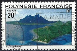 French Polynesia 1974 - Mi 183 - YT 102 ( Landscape ) - Polynésie Française