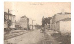 CPA PESSAC (33) Le Monteil - Pessac