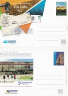 Corrreo Argentino - Villa Carlos Paz - 50 Years Of UCA - Interi Postali