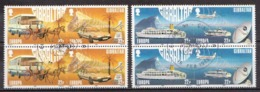 Gibraltar Used Set In Pairs - Europa-CEPT