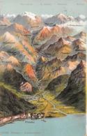 Flüelen Gotthardbahn Altorf - UR Uri