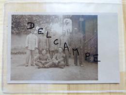 ALEXANDRIE - HOPITAL MILITAIRE 1915 CARTE PHOTO MILITARIA - EGYPTE - Alexandrie