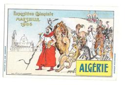 KB142 - CP EXPOSITION COLONIALE MARSEILLE 1906 - ALGERIE - Ausstellungen