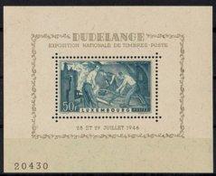Luxemburg 1946 - Blocks & Kleinbögen