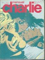 CHARLIE  N° 122   Couverture  BELLAMY - Magazines Et Périodiques