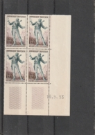 *** COINS DATES ***   N°957 **  Figaro - 1950-1959