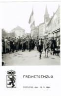 FREIHETSEMZUG Dideleng.den. 15/9/1944 Photo 15/10cm. - Düdelingen