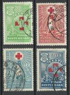 Estland Estonia 1931 Michel 90 - 93 O - Estland