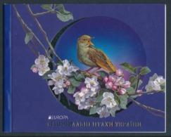 "UKRAINE, EUROPA 2019 ""National Birds"" Booklet** - 2019"
