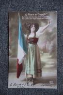 "MIlitaria : "" L'Alsace Au Drapeau ..."" - Patriotic"