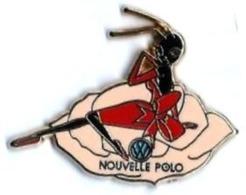 VOLKSWAGEN - VW 15 - NOUVELLE POLO - Verso : JACOBI - Volkswagen