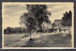 Postkaart Van Genval Vue Du Lac Entrée (niet Gelopen Kaart) - Rixensart