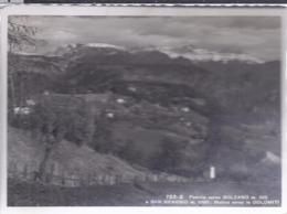 AK-div.31- 386     Bozen - Funivia Aerea Bolzano  A San Genesio , Verso Les  Dolomiti - Bolzano (Bozen)
