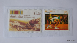 AUSTRALIA 1989 & 1992. SG 1189 & SG1342. Used. - 1990-99 Elizabeth II