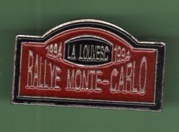 RALLYE MONTE-CARLO *** LA LOUVESC 1994 *** 1061 (122) - Automobile - F1