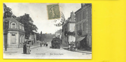 PERIGUEUX Train Rue Denis Papin (ND Phot) Dordogne (24) - Périgueux