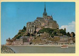 50. LE MONT-SAINT-MICHEL (voir Scan Recto/verso) - Le Mont Saint Michel