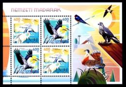 "HUNGARY/Ungarn Magyar EUROPA 2019 ""National Birds"" Minisheet** - 2019"