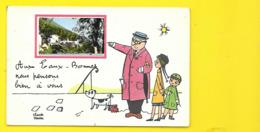 EAUX BONNES Fantaisie (Verrier) Pyrénées Atlantiques (64) - Eaux Bonnes