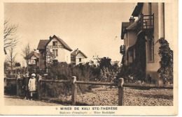 25/12       68   Bollwiller    Mines De Kali Ste-thérese  Maisons D'employés  (animations) - Francia