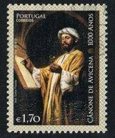 2013 - PORTOGALLO / PORTUGAL - MILLENARIO DEL CANONE DI AVICENNA / - MILLENARY OF THE CANON OF AVICENNA - USATO / USED - 1910 - ... Repubblica