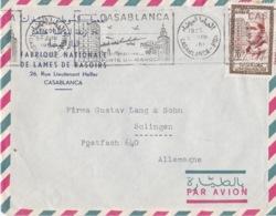 Casablanca - Porte Du Maroc - Maroc (1956-...)