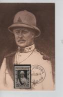 PR7382/ TP 107 Deuil Roi Albert C.Usumbura 1936 - Ruanda-Urundi