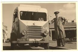 Photo A Identifier Vieux Camion Renault 83 - Ansichtskarten
