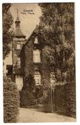Contich - Kontich - Villa Maria - Circulée - Uitg. Fr. De Herdt-Candries Contich - 2 Scans - Kontich