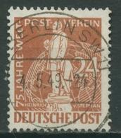Berlin 1949 75 Jahre Weltpostverein UPU, Heinrich Von Stephan 37 TOP-Stempel - Used Stamps